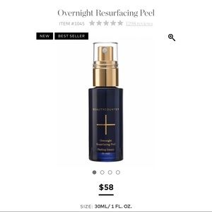 beauty counter Other - Beauty counter overnight resurfacing peel